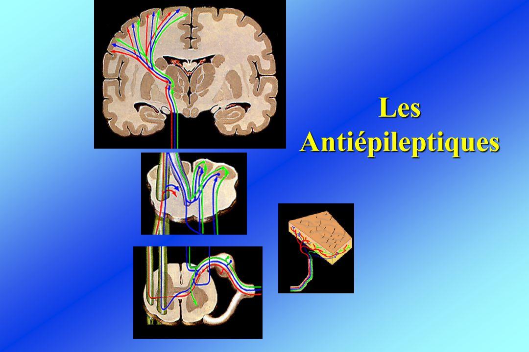 Les Antiépileptiques