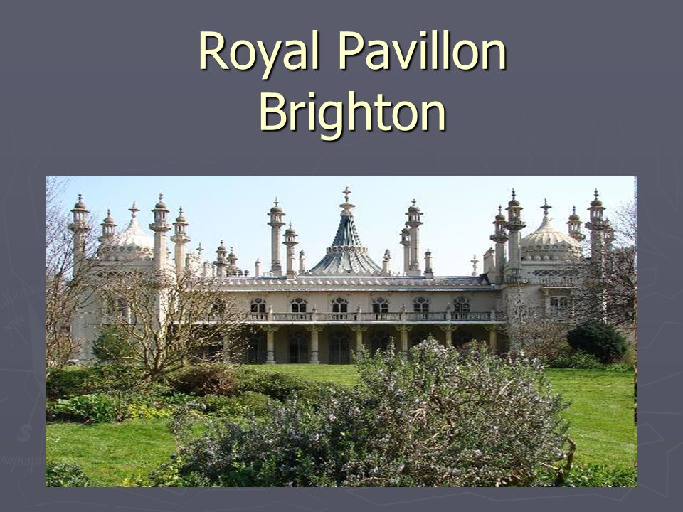 Royal Pavillon Brighton
