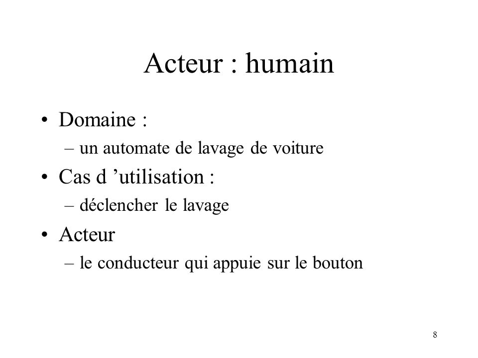 Cours A / Génie Logiciel - Introduction