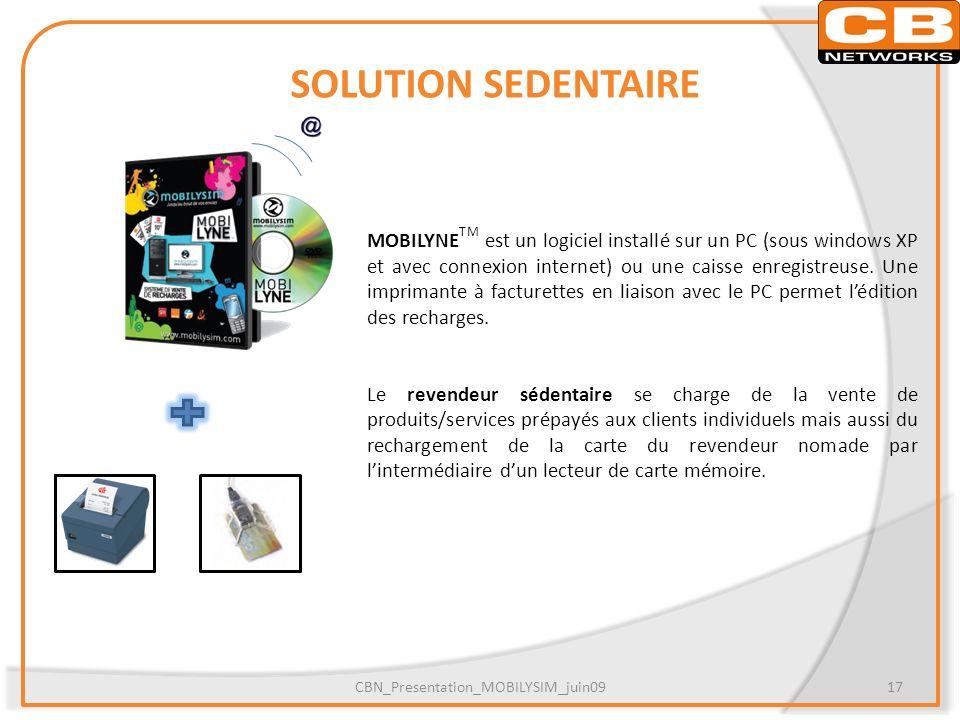 CBN_Presentation_MOBILYSIM_juin09