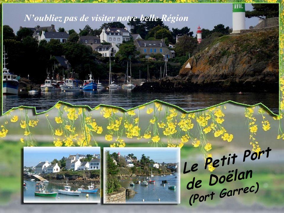 Le Petit Port de Doëlan (Port Garrec)