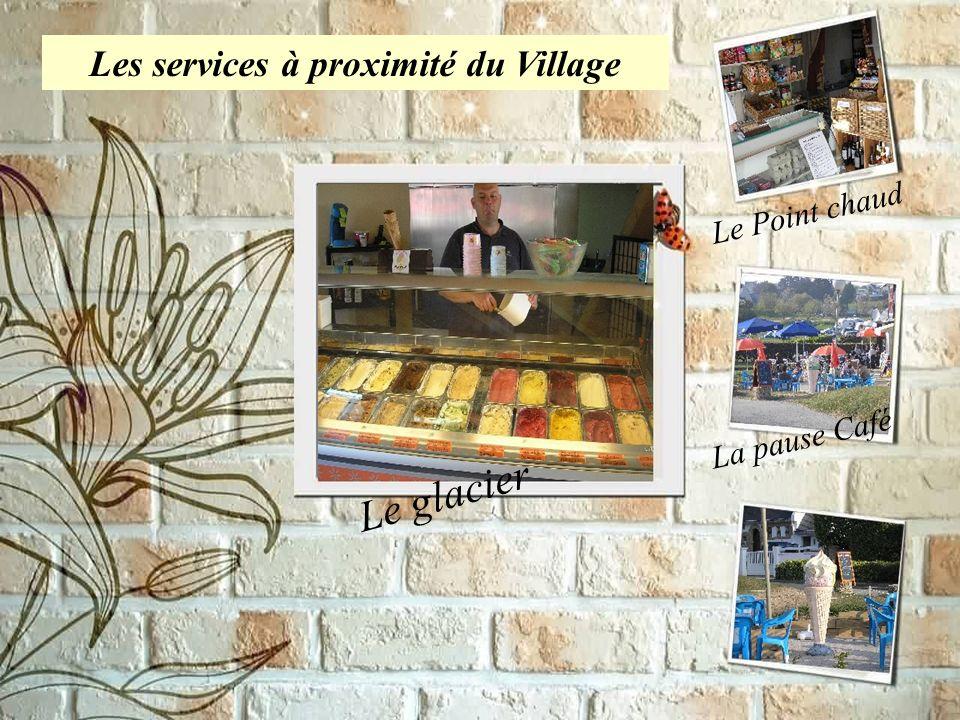 Les services à proximité du Village