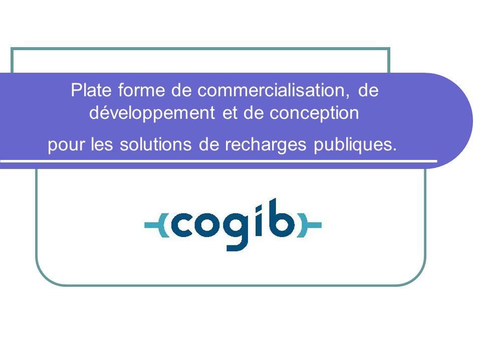 Plate forme de commercialisation, de développement et de conception pour les solutions de recharges publiques.