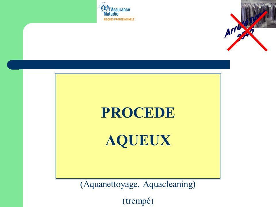 (Aquanettoyage, Aquacleaning)