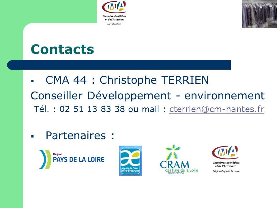 Tél. : 02 51 13 83 38 ou mail : cterrien@cm-nantes.fr