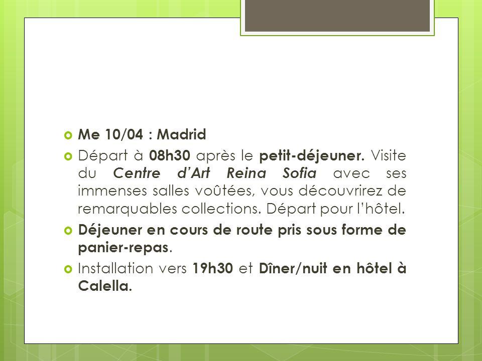 Me 10/04 : Madrid