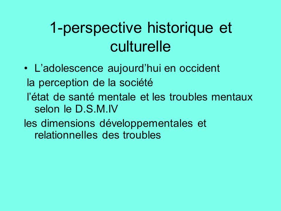 1-perspective historique et culturelle