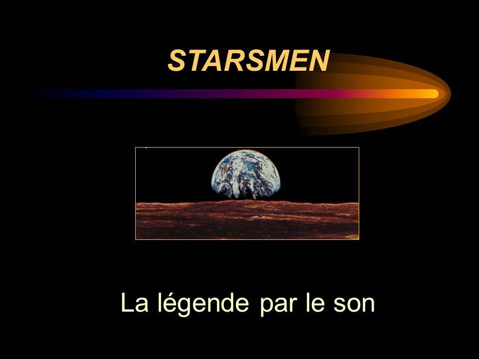 STARSMEN La légende par le son