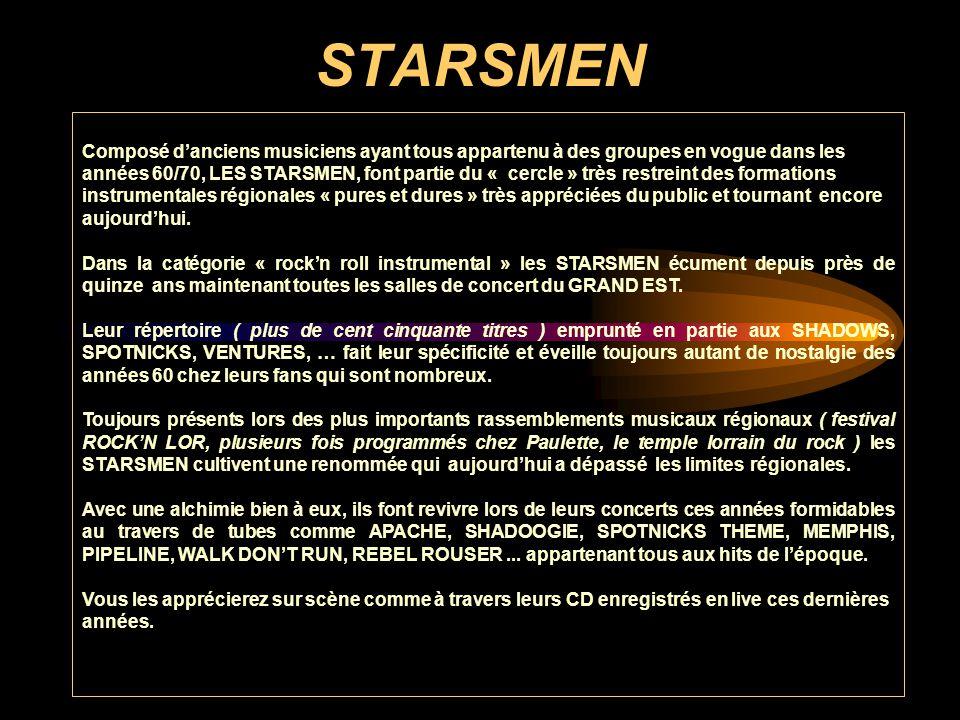 STARSMEN