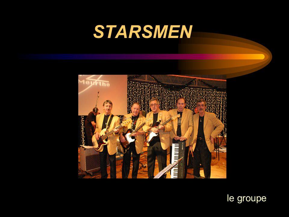 STARSMEN le groupe
