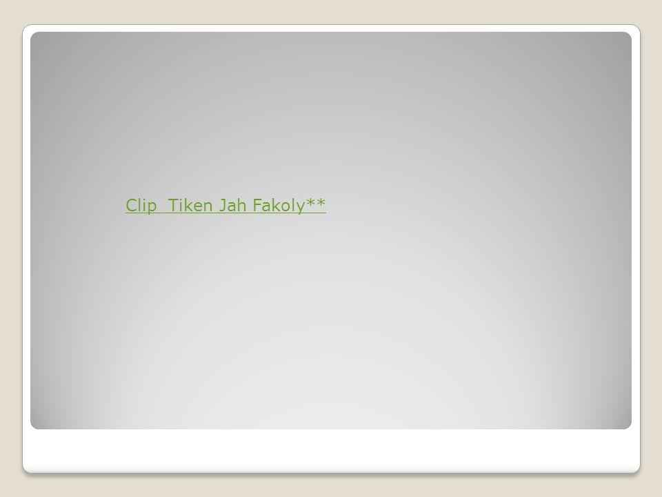 Clip Tiken Jah Fakoly**