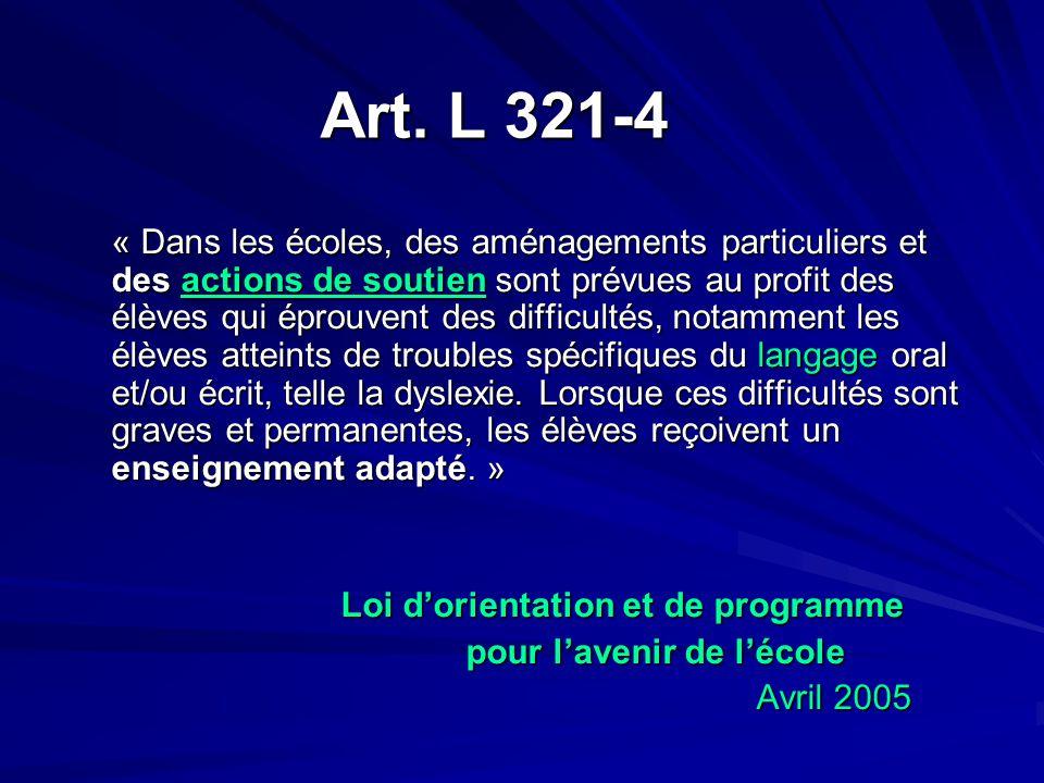 Art. L 321-4