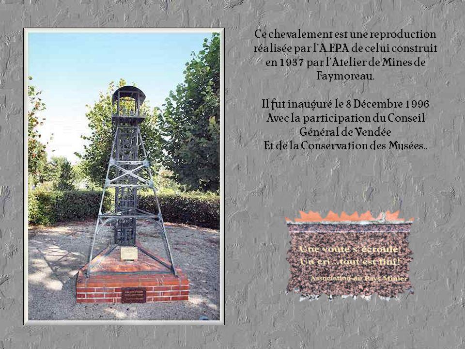 Il fut inauguré le 8 Décembre 1996
