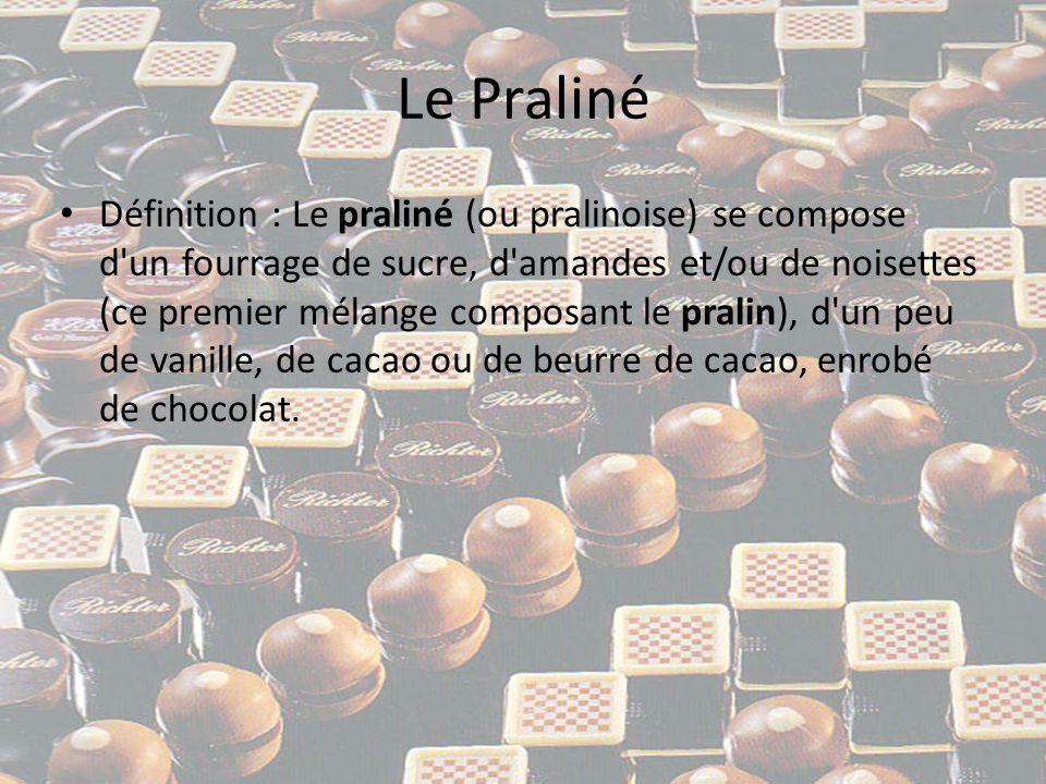 Le Praliné