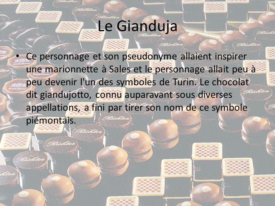 Le Gianduja