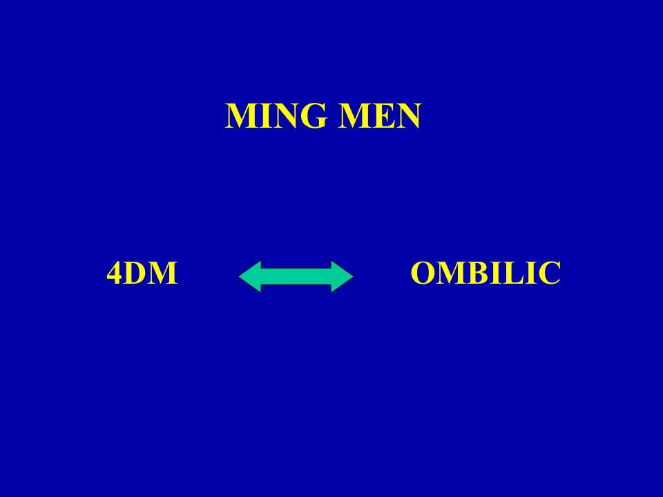 MING MEN 4DM OMBILIC