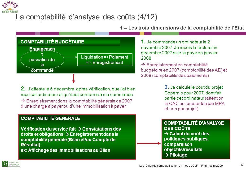 La comptabilité d'analyse des coûts (4/12)