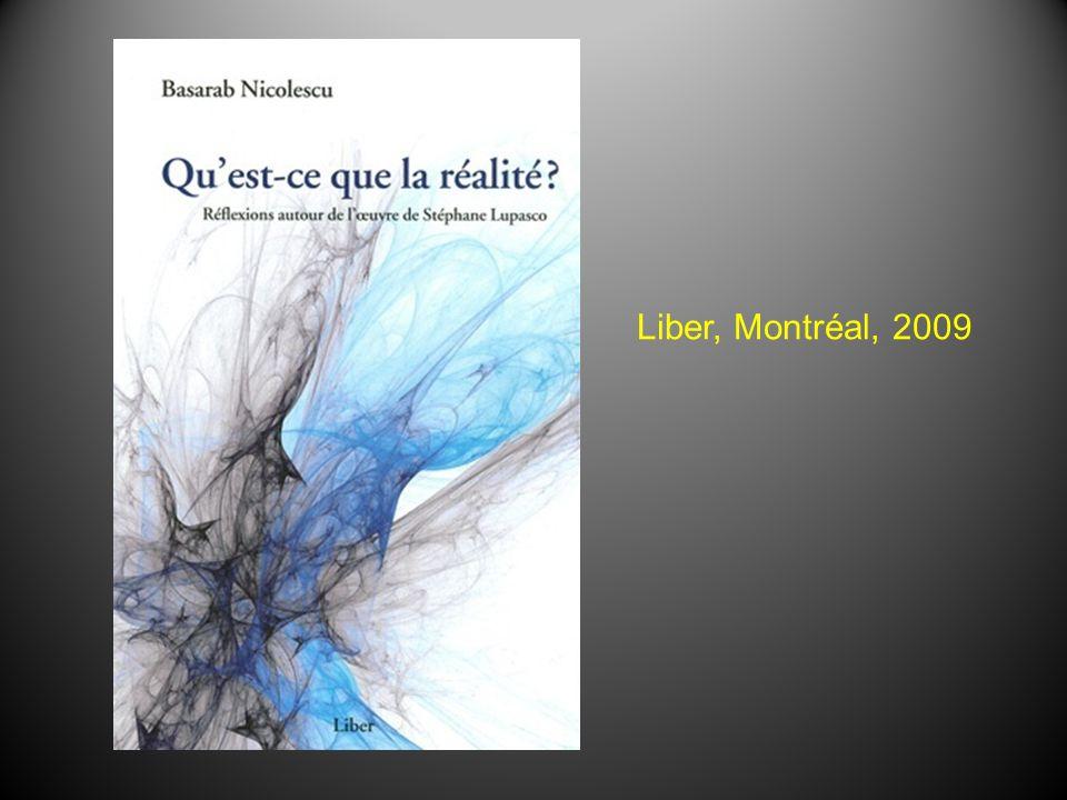 Liber, Montréal, 2009