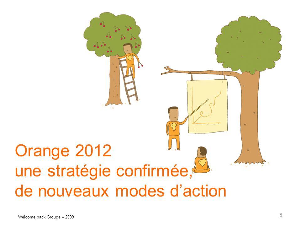 une stratégie confirmée, de nouveaux modes d'action