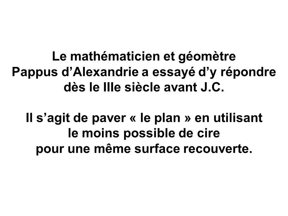 Le mathématicien et géomètre
