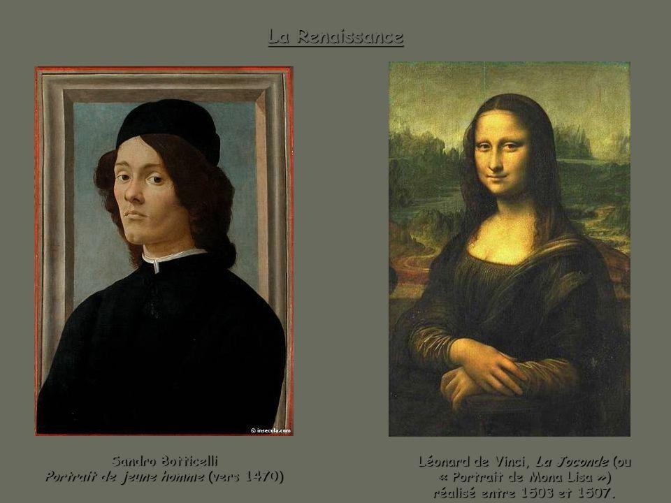 La Renaissance Sandro Botticelli
