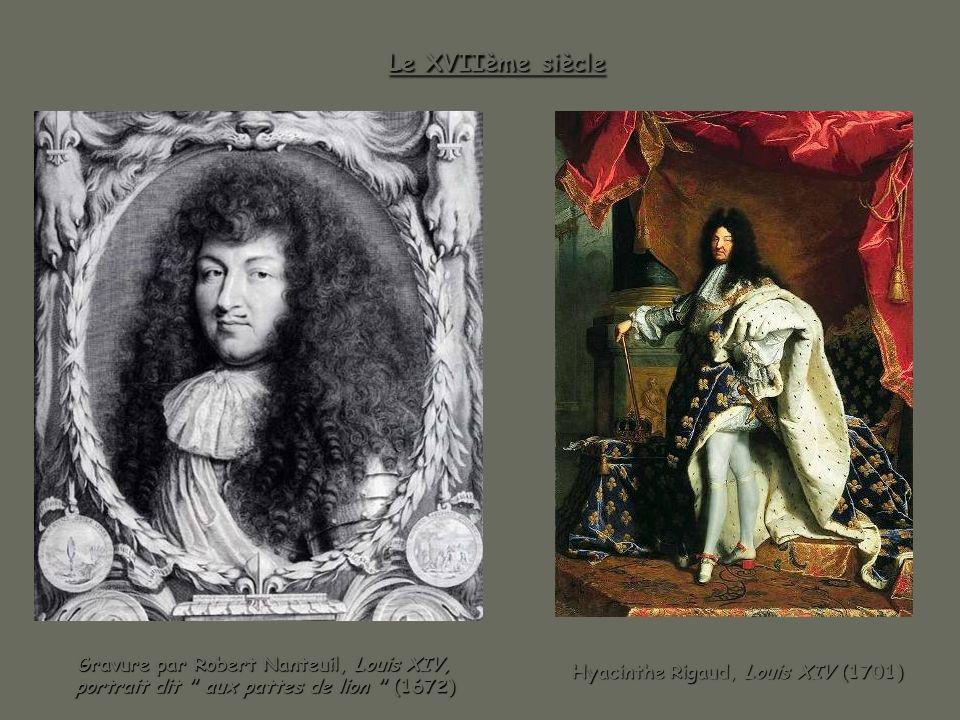 Hyacinthe Rigaud, Louis XIV (1701)