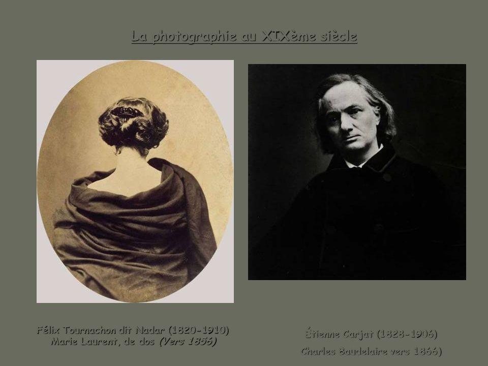 La photographie au XIXème siècle