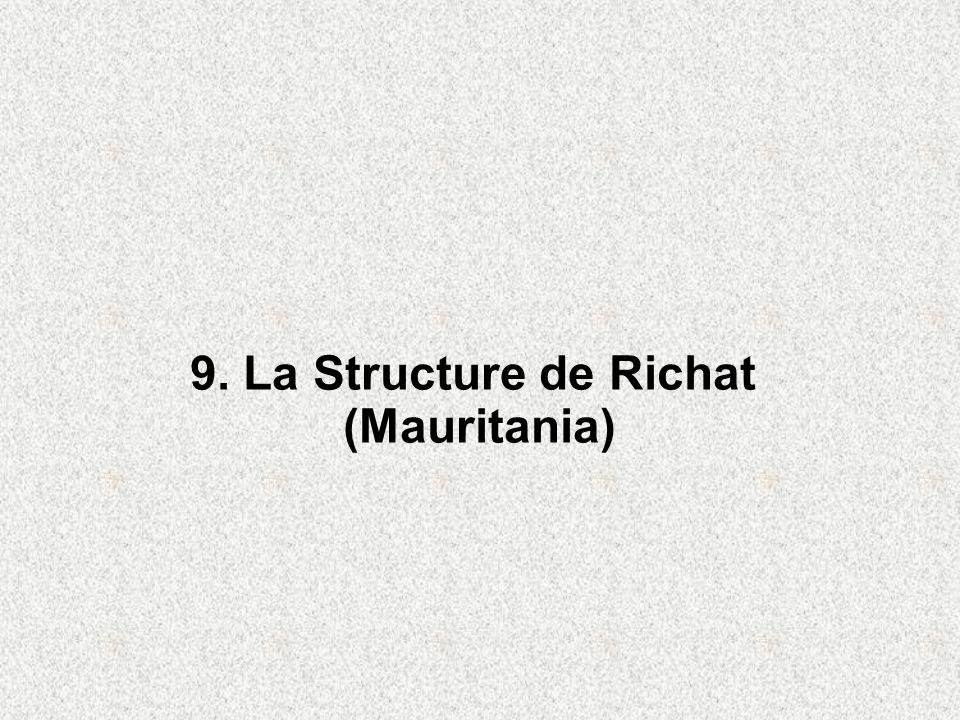 9. La Structure de Richat (Mauritania)
