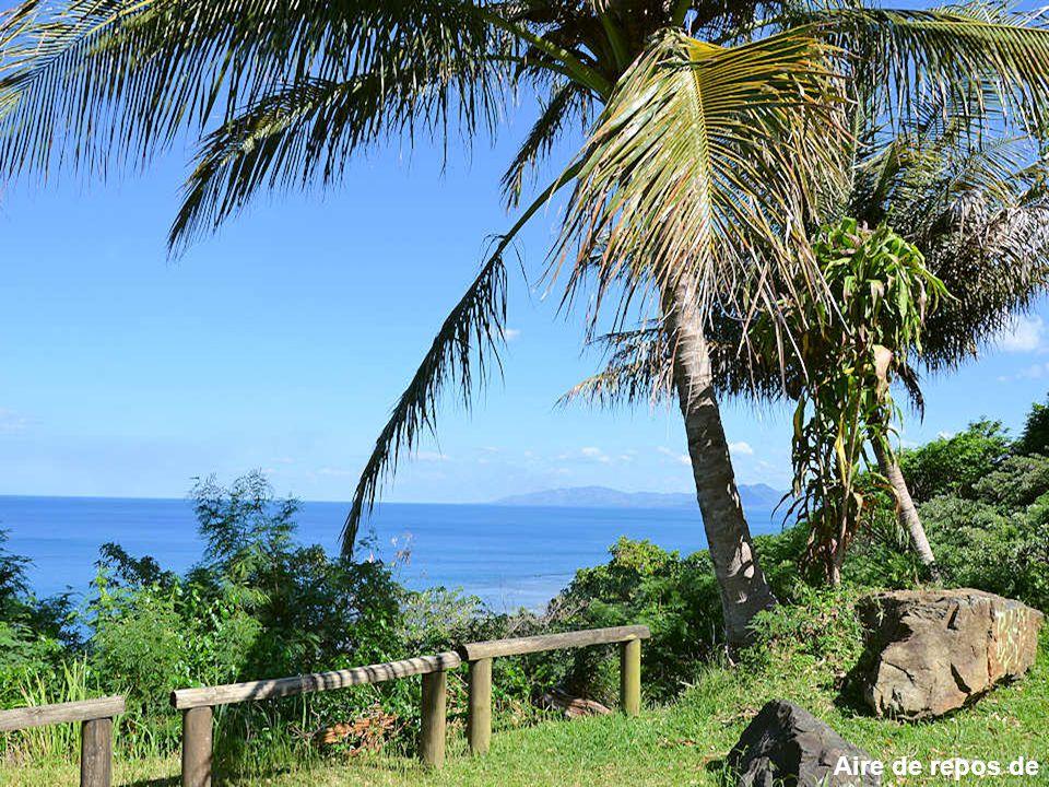 Aire de repos de Pwiu