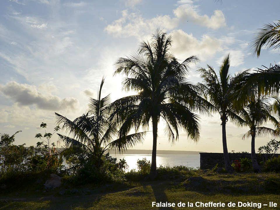 Falaise de la Chefferie de Doking – Ile de Lifou