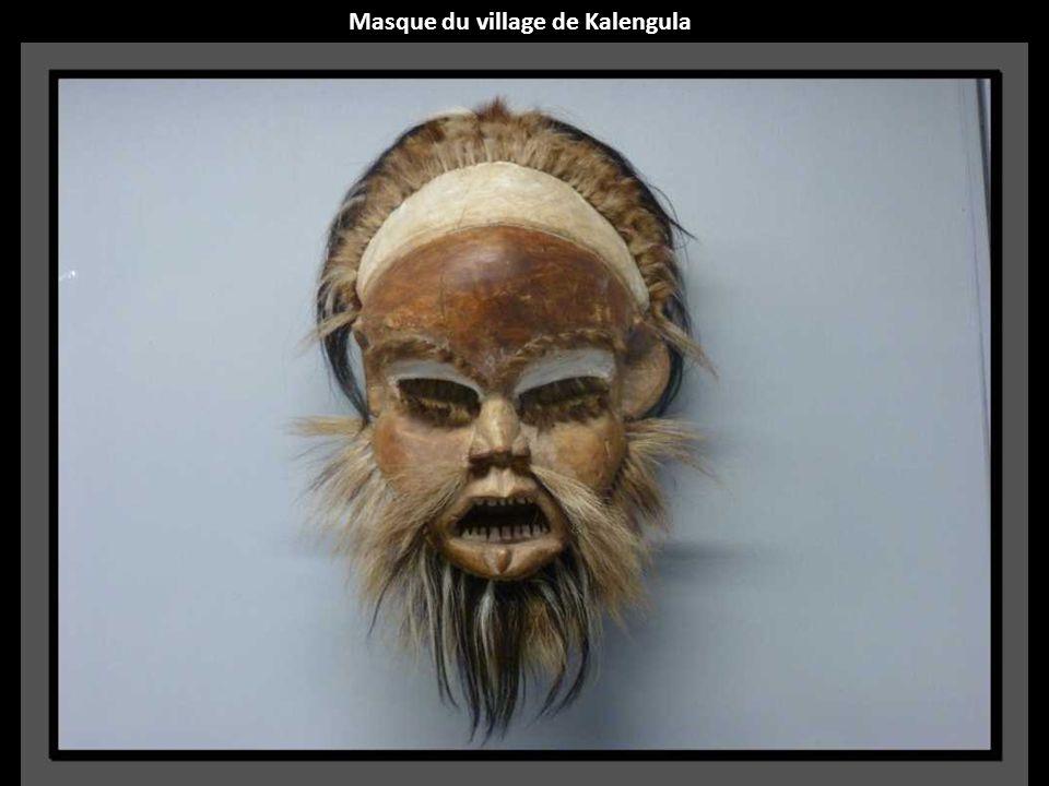 Masque du village de Kalengula