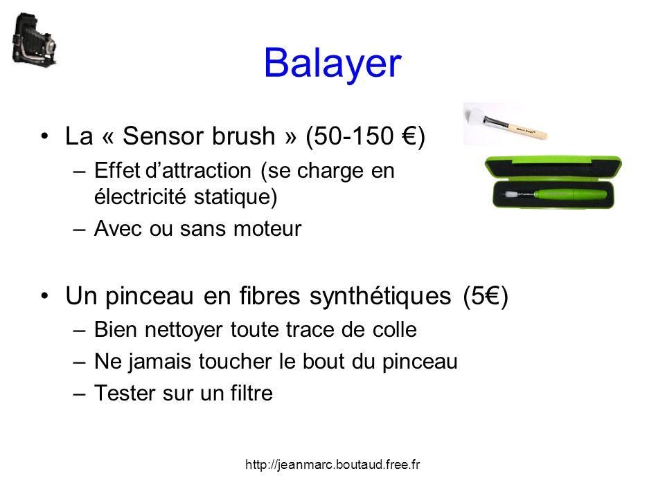 Balayer La « Sensor brush » (50-150 €)