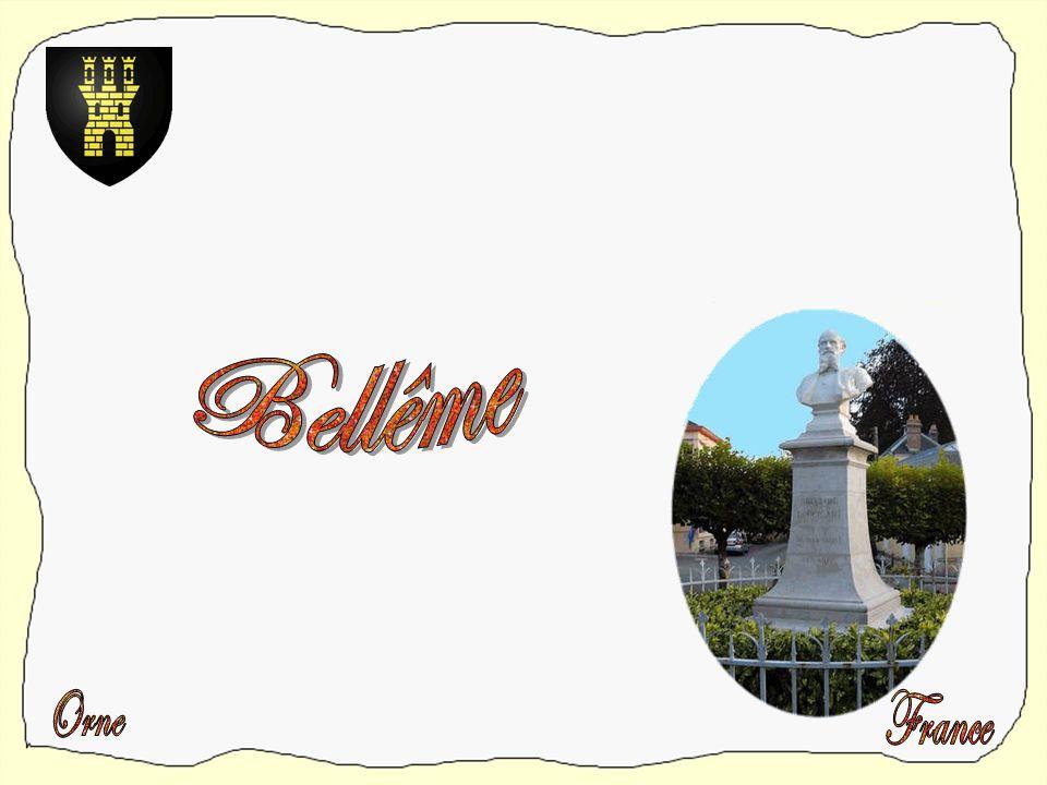 Bellême Orne France