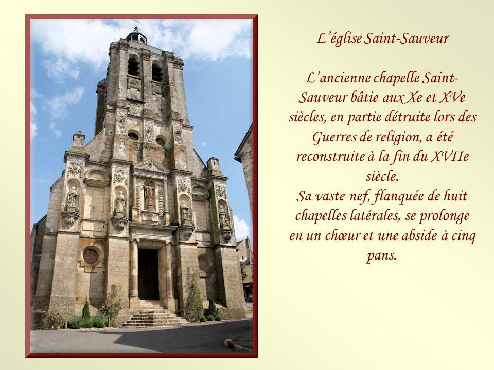 L'église Saint-Sauveur