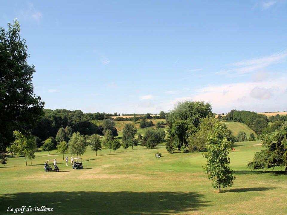Le golf de Bellême