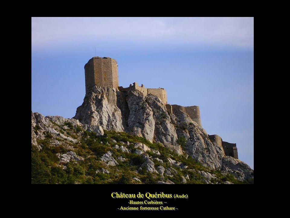 Château de Quéribus (Aude)