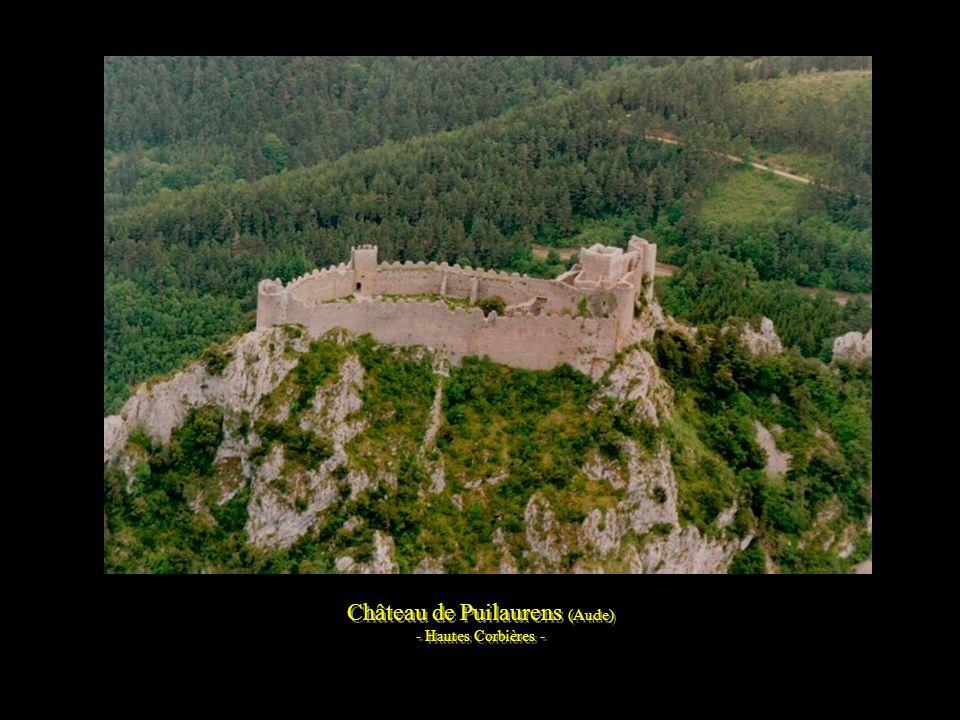 Château de Puilaurens (Aude)