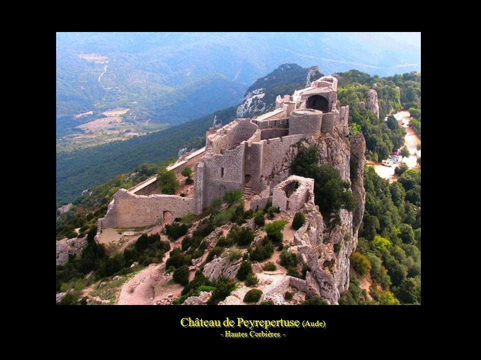 Château de Peyrepertuse (Aude)