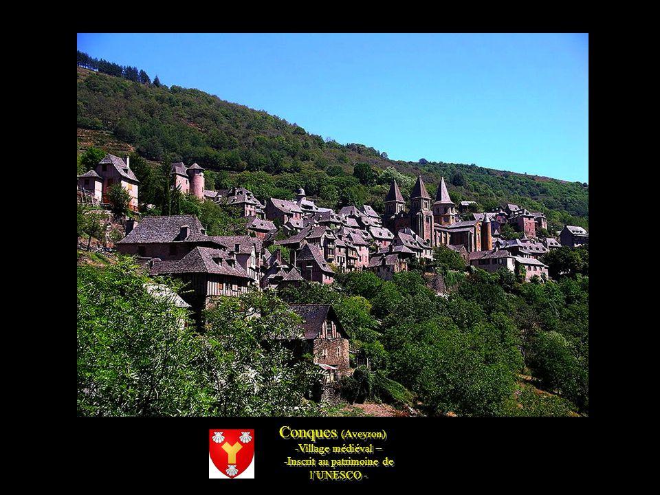 Inscrit au patrimoine de l'UNESCO -