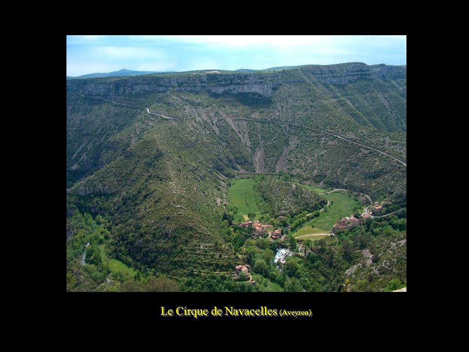 Le Cirque de Navacelles (Aveyron)