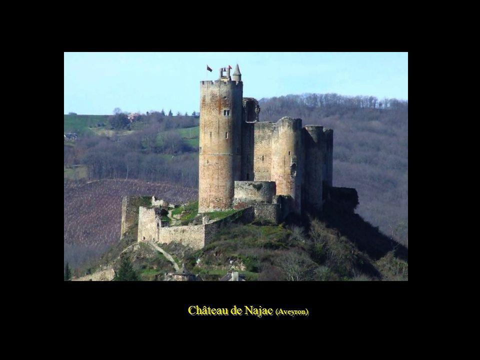 Château de Najac (Aveyron)
