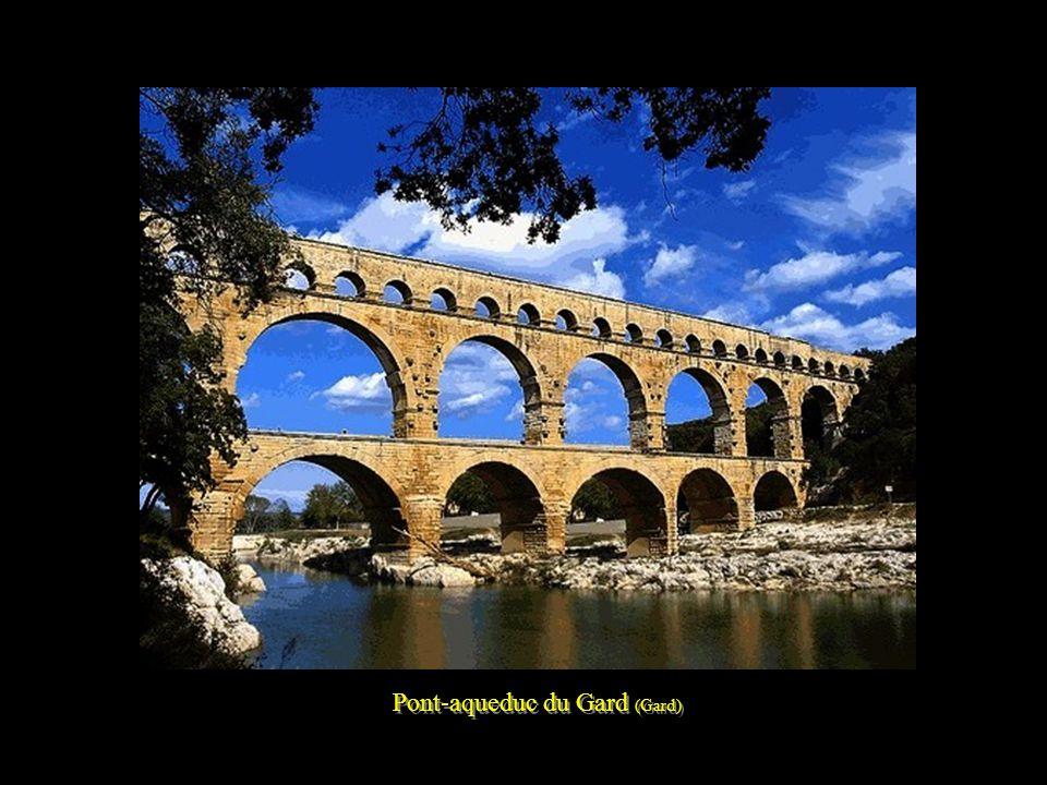 Pont-aqueduc du Gard (Gard)
