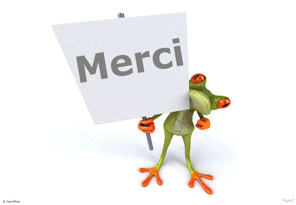 Merci © Jean Elias