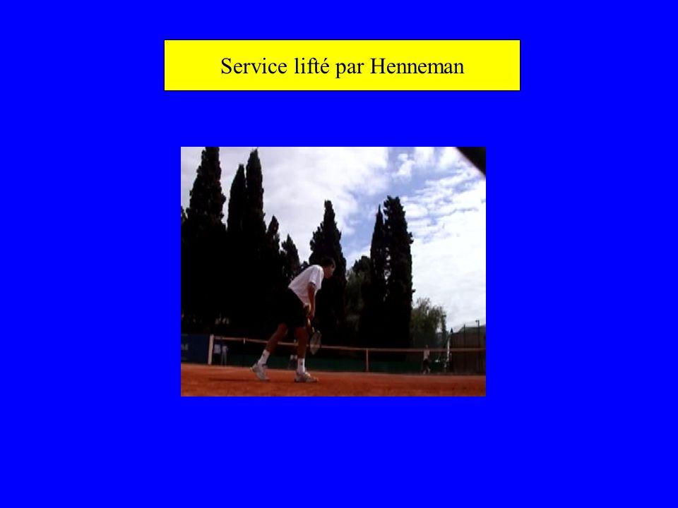 Service lifté par Henneman