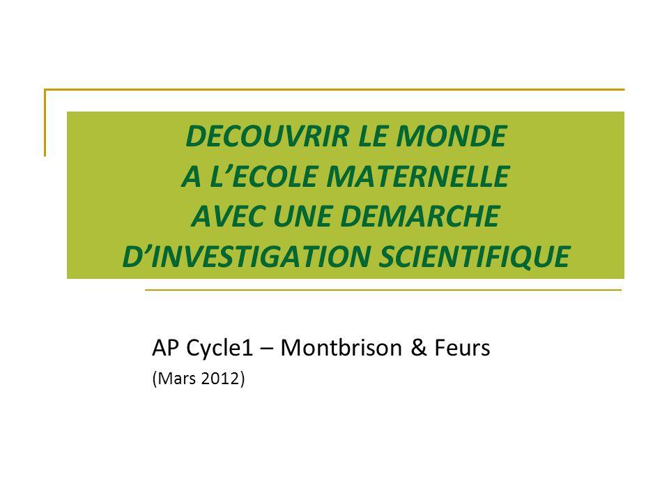 AP Cycle1 – Montbrison & Feurs (Mars 2012)