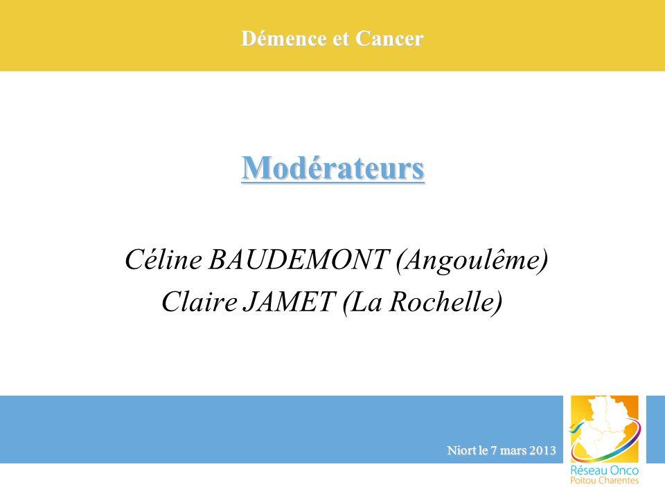 Céline BAUDEMONT (Angoulême)