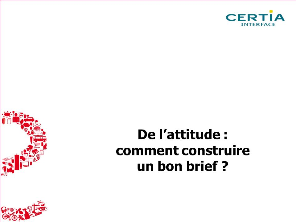 comment construire un bon brief