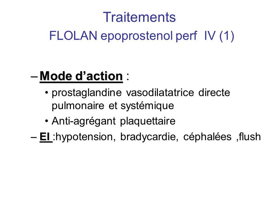 Traitements FLOLAN epoprostenol perf IV (1)