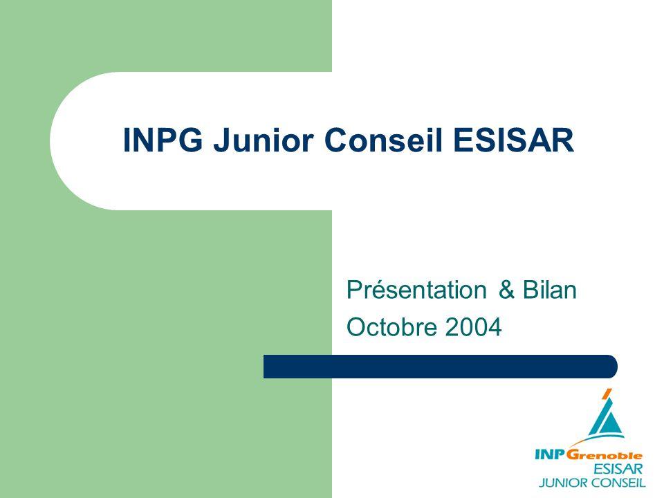 INPG Junior Conseil ESISAR