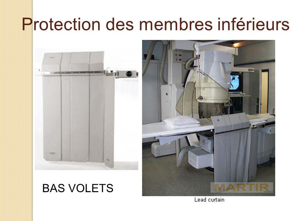 Protection des membres inférieurs